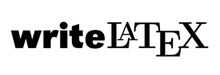 WriteLaTeX logo